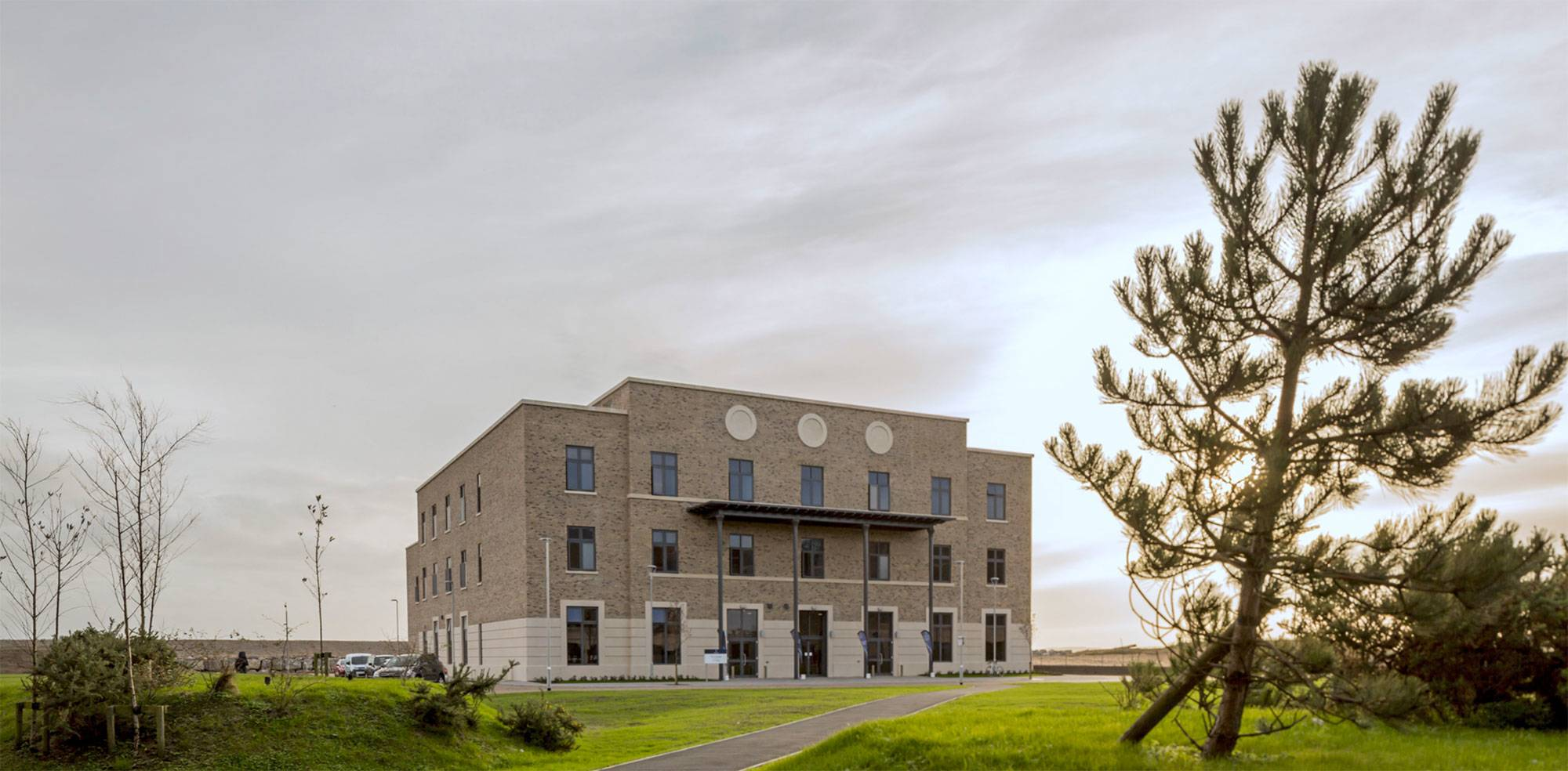 The College, Swansea University Bay Campus - Piper Whitlock