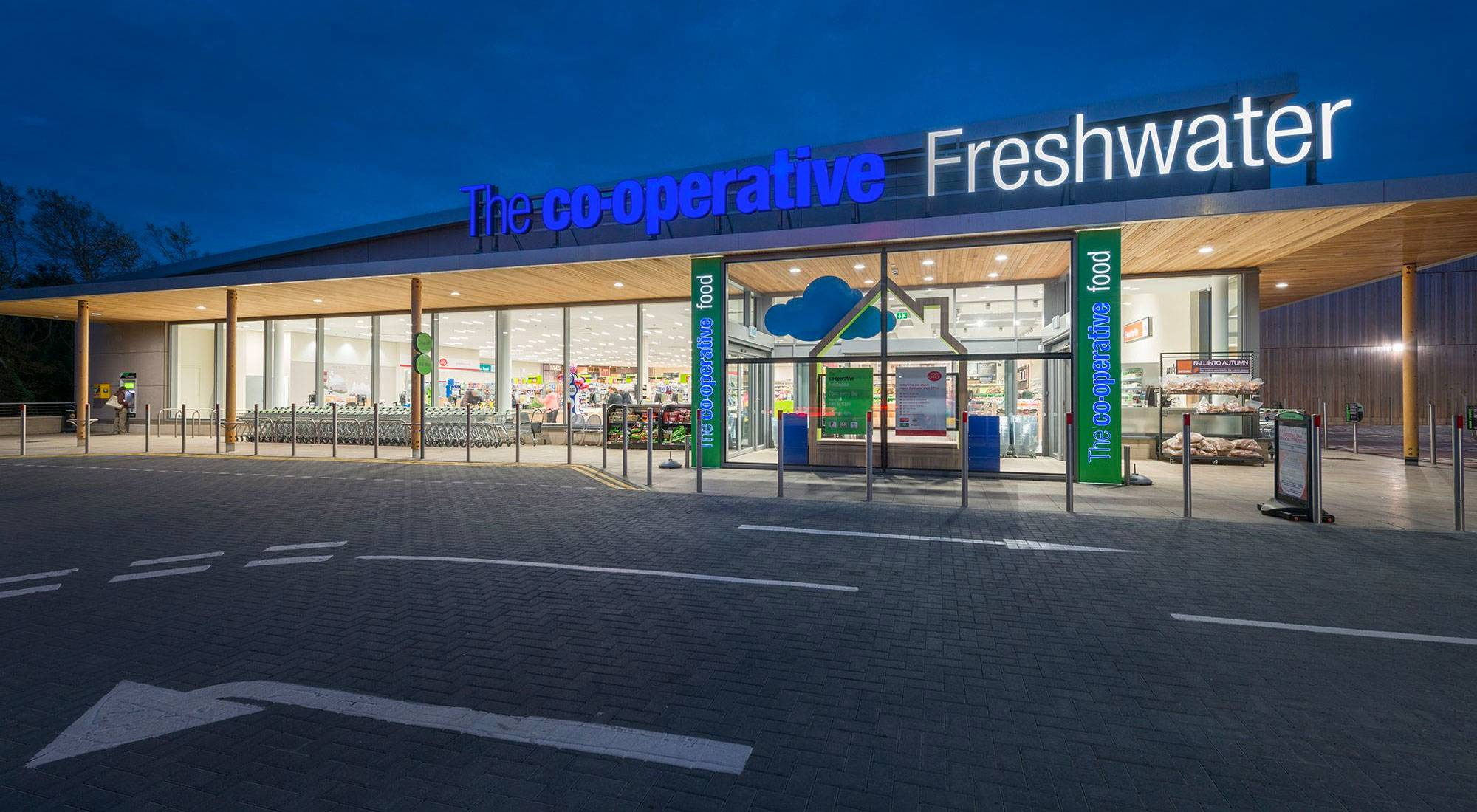 The Co-operative Food Store - Piper Whitlock
