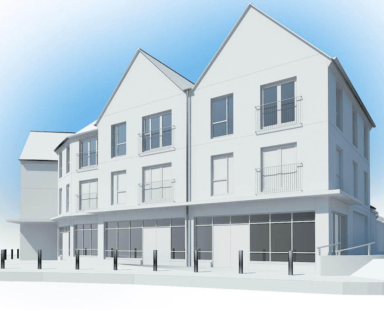 Merstham Estate Regeneration - Piper Whitlock